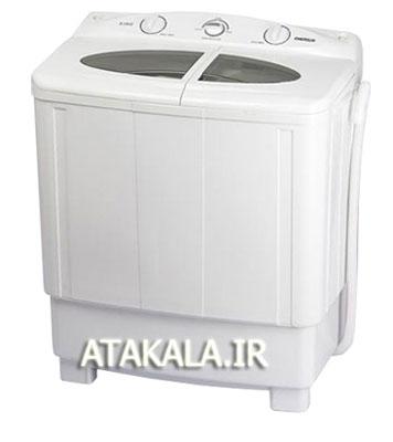 ماشین لباسشویی 8کیلویی دوقلوی امرسان