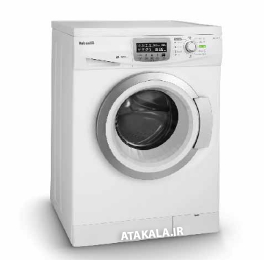 ماشین لباسشویی آبسال 7 کیلویی مدل REN7112-W