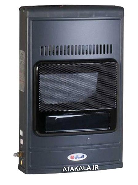 بخاری گازی آبسال مدل 431G