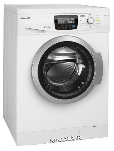 ماشین لباسشویی آبسال 7 کیلویی مدل REN7112-SD